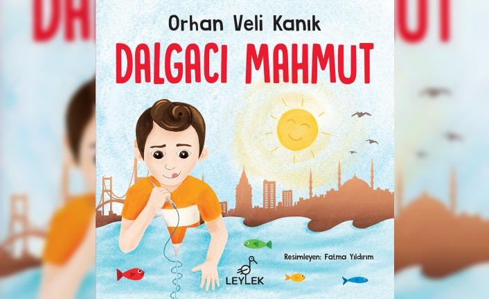 """Minik okurlar, Orhan Vel'nin """"Dalgacı Mahmut""""u ile tanışıyor"""