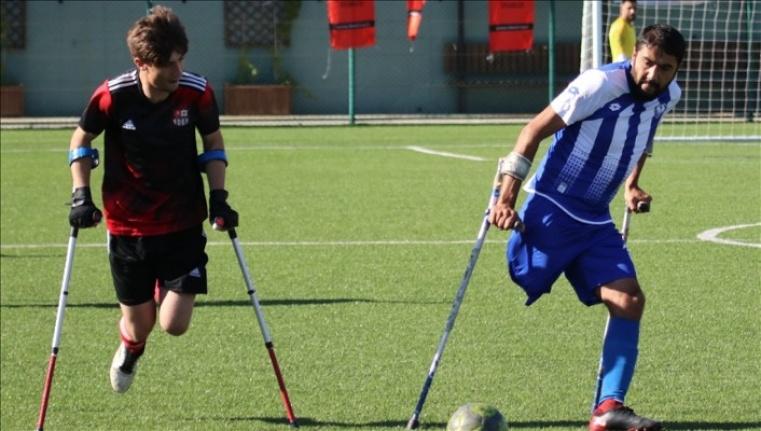 Şahinbey Belediyespor Ampute Avrupa Şampiyonluğu peşinde!