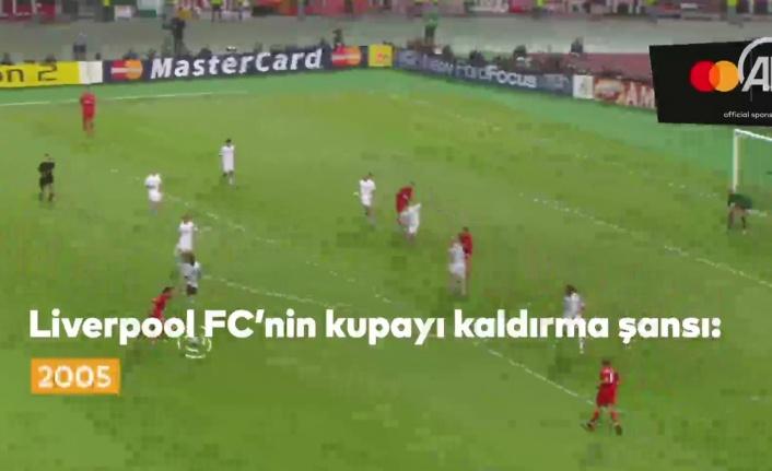 UEFA Şampiyonlar Ligi finalinin tanıtım videosu yayımlandı