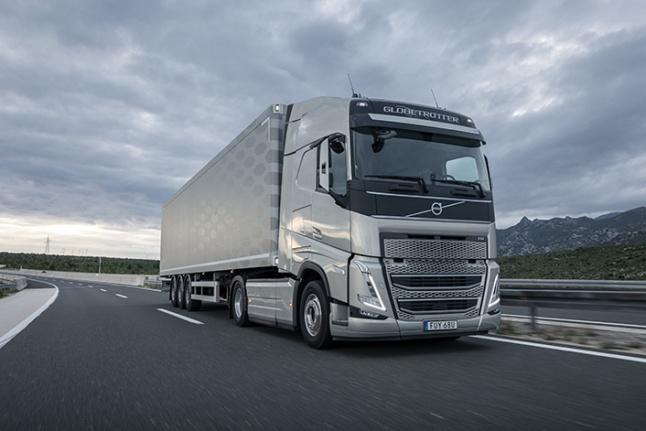 Volvo Trucks,  Volvo FH'in tanıtımını gerçekleştirdi