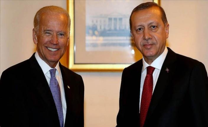 Biden-Erdoğan, 14 Haziran'da görüşecek