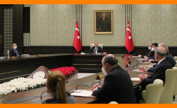 Bugün planlanan Kabine Toplantısı, 21 Haziran'a ertelendi