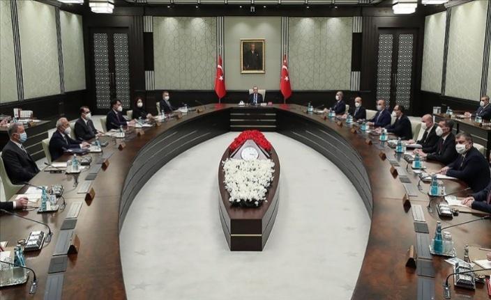 Cumhurbaşkanlığı Kabinesi, 10 Haziran'da toplanacak..