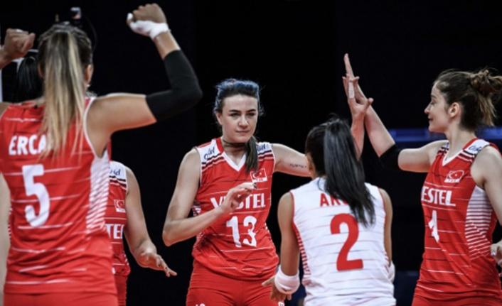 Türkiye – Rusya bayanlar voleybol maçı TRT SPOR'da