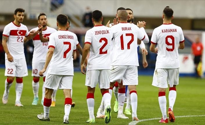 Türkiye, son provayı 2 golle kapattı