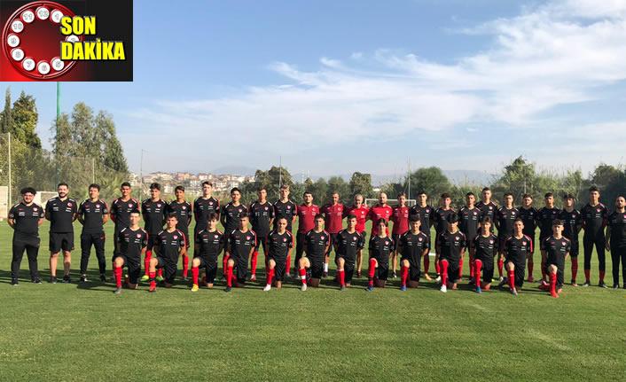 U16 Milli Takımı'nın hazırlık kampı aday kadrosu açıklandı