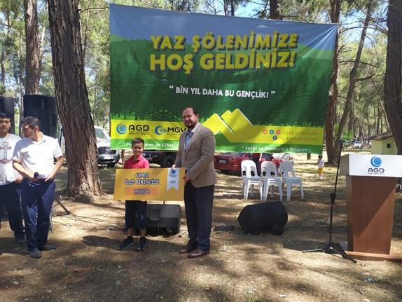 AGD Antalya Yaz Şöleni yapıldı