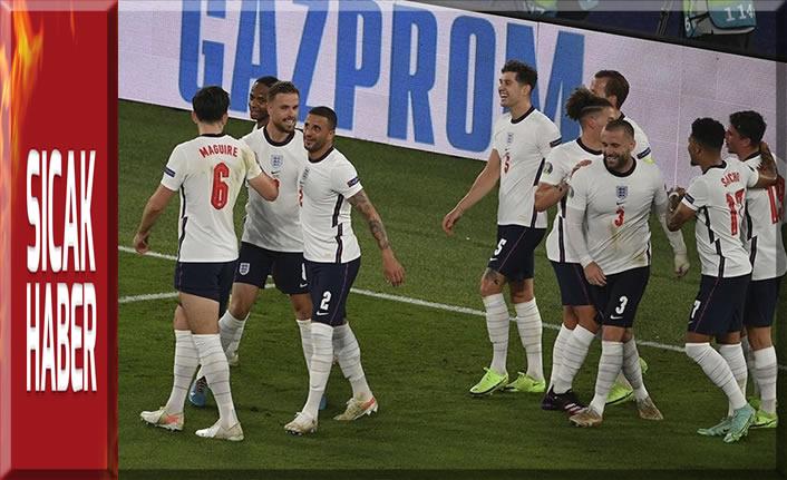 Avrupa Futbol Şampiyonası finalinde İtalya'nın rakibi İngiltere oldu