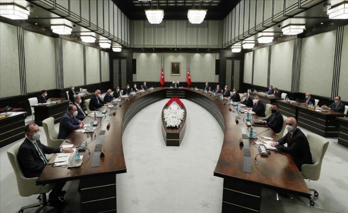 Cumhurbaşkanlığı Kabinesi yarın toplanacak