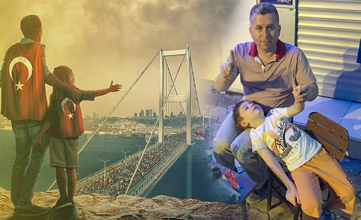 Darbe girişimi Türk milletinin cesareti ve ferasetine yenik düştü