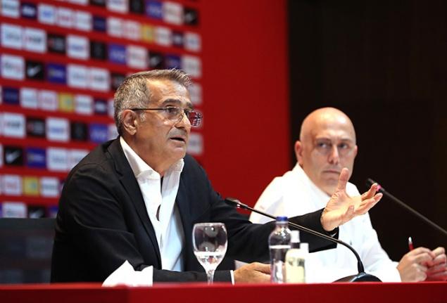 """""""Dünya Kupasına katılmayı başaracağımıza yürekten inanıyorum"""""""