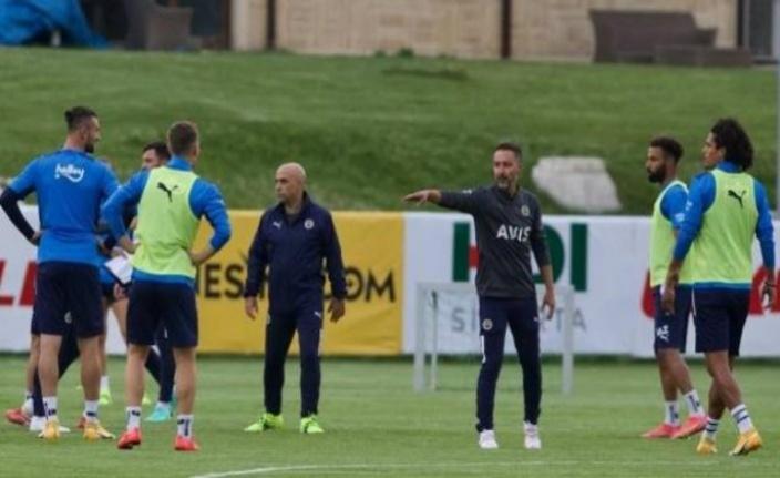 Fenerbahçe, Vitor Pereira yönetimindeki ilk çalışmasını yaptı