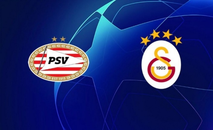 Galatasaray, yarın PSV Eindhoven'e konuk olacak