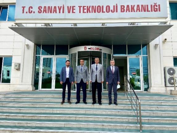 Kahramanmaraş'ta daha çok istihdam için çalışmalar başladı