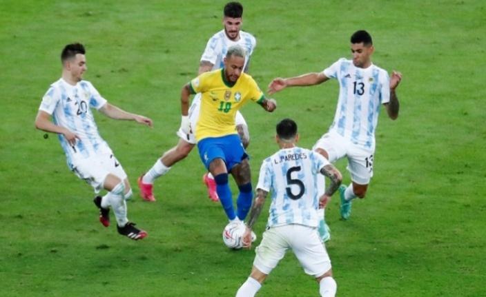 Kupa Amerika'da şampiyon Arjantin