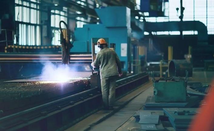 Sanayi üretimi Mayıs'ta yıllık bazda yüzde 40,7 arttı