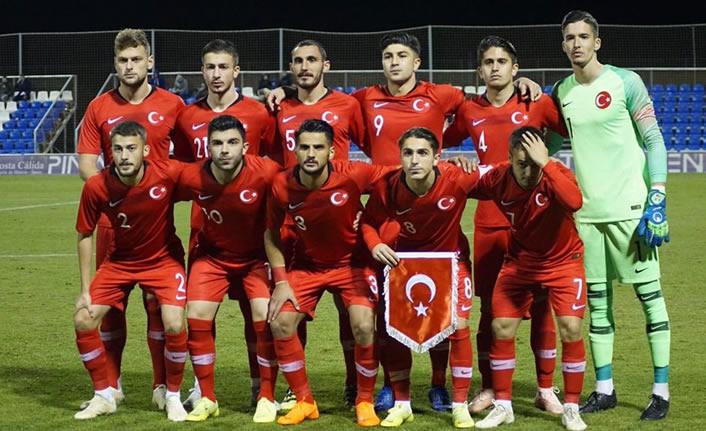 Ümit Milli Takım 2 maçını Sakarya'da oynayacak