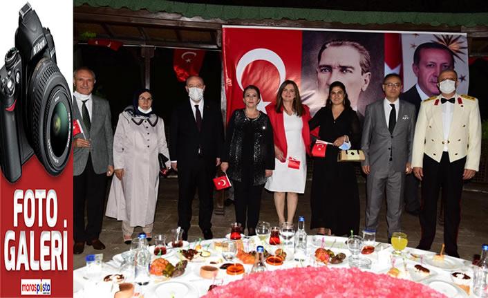30 Ağustos Zafer Bayramı Kabul Töreni