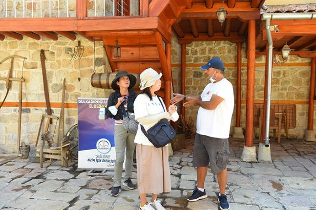 Mutfak Müzesi'ne yabancı turistlerden büyük ilgi