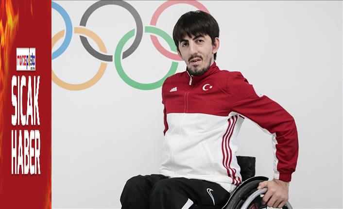 Paralimpik Oyunları'nda ilk altın madalya Öztürk'ten