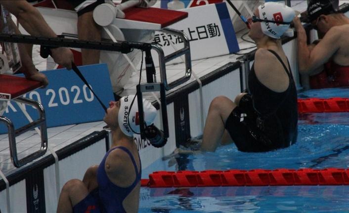 Sevilay Öztürk bronz madalya aldı