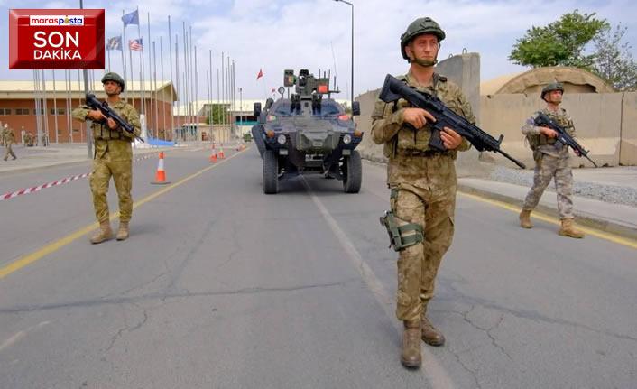 Türk askerinin Afganistan'dan tahliye ediliyor
