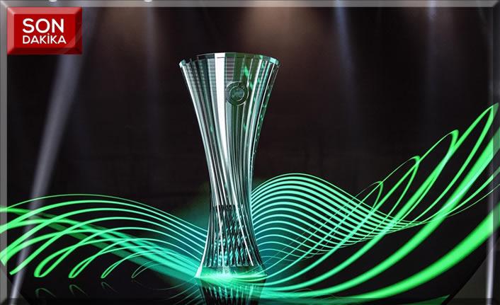 UEFA Konferans Ligi'nde gruplar belli oldu