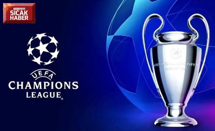 UEFA Şampiyonlar Ligi'nde maç tarihleri