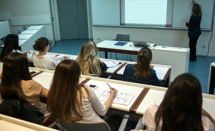 Üniversitelerde örgün eğitim yüz yüze başlayacak