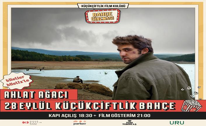 """""""Ahlat Ağaci""""28 Eylül'de Bahçe Sineması'nda!"""