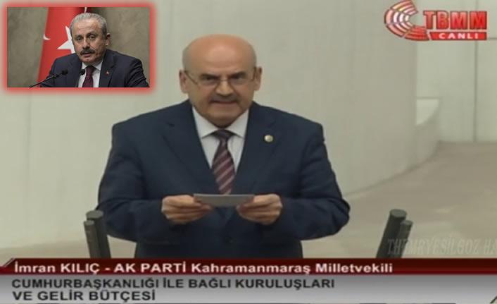 AK Partili Kılıç, TBMM Başkanı Şentop ile Kazakistan'a gitti