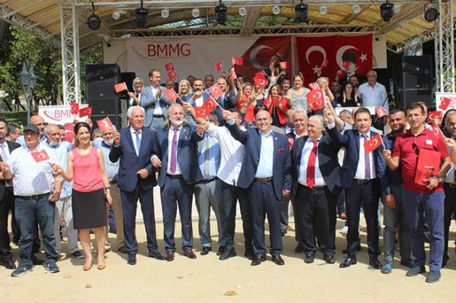 BMMG'den 30 Ağustos'a özel kutlama
