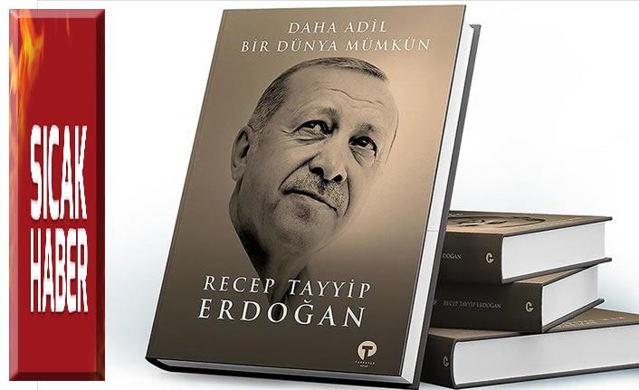 """Cumhurbaşkanı Erdoğan'dan """"Daha Adil Bir Dünya Mümkün"""""""