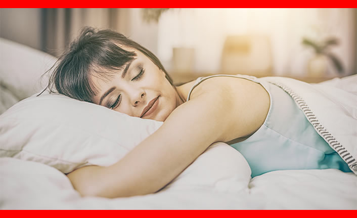Daha iyi bir uyku için sekiz öneri