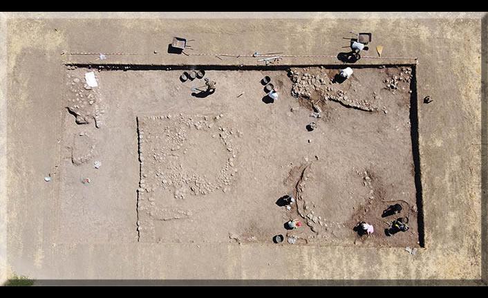 Domuztepe'de 7 bin 500 yıllık yerleşim yeri tespit edildi