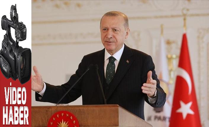 Erdoğan, Kabine Toplantısı Sonrası millete seslendi