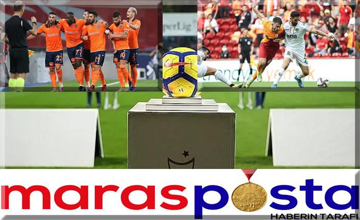 Fenerbahçe de Galatasaray da ilk yenilgilerini aldı