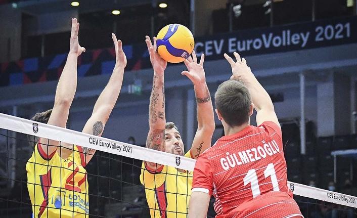 Filenin Efeleri, İspanya'yı 3-1 yendi
