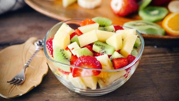 Kahvaltıda meyve yenir mi?