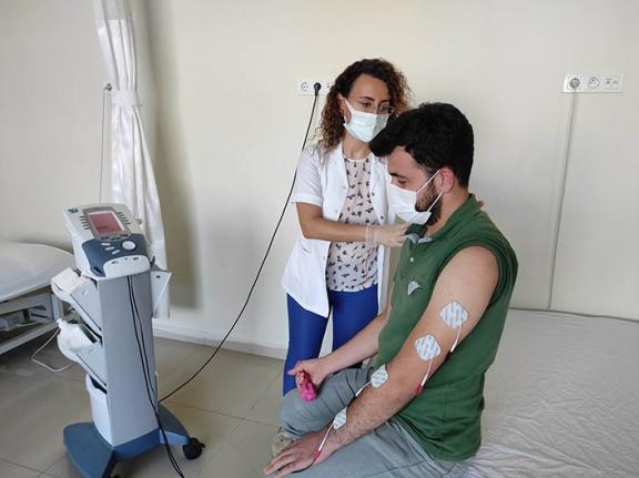 KSÜ'den Dünya Fizyoterapi Günü Bilgilendirmesi