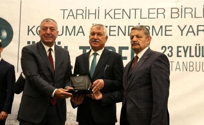 Nilüfer Belediyesi İpek Evi'ne ödül
