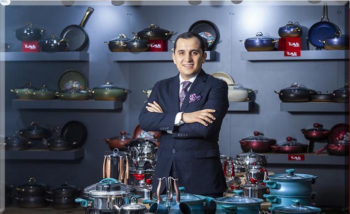 OMS Paslanmaz Mutfak Eşyaları, 25 milyon dolar hedefliyor