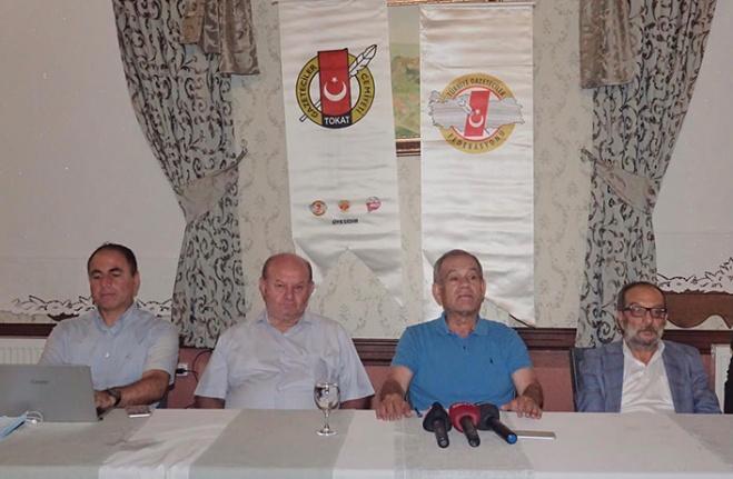 """TGF Genel Başkanı Yılmaz Karaca """"Gazeteciler sorunlarına sahip çıkmalı"""""""