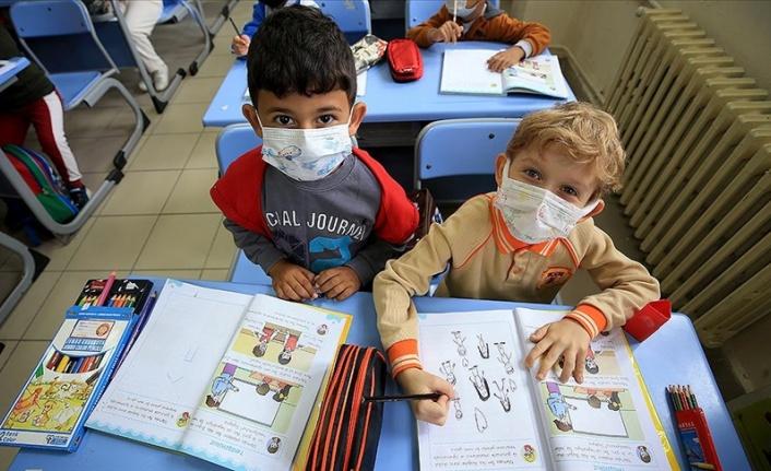 Türkiye'de 18 milyon 85 bin 943 öğrenci örgün eğitim alıyor