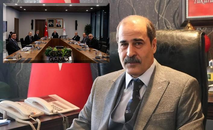 Bakan Soylu, Emniyet Müdürü Cebeloğlu ile görüştü