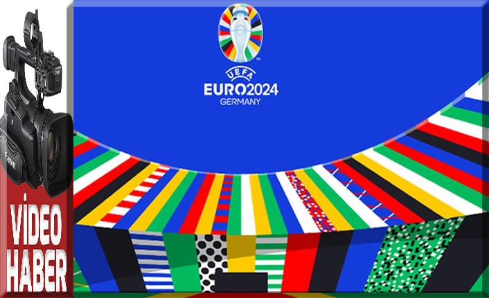 EURO 2024'ün logosu görücüye çıktı