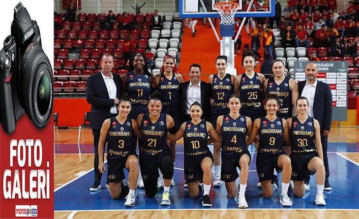 Fenerbahçe Safiport, Galatasaray 'ı 89-69 mağlup etti