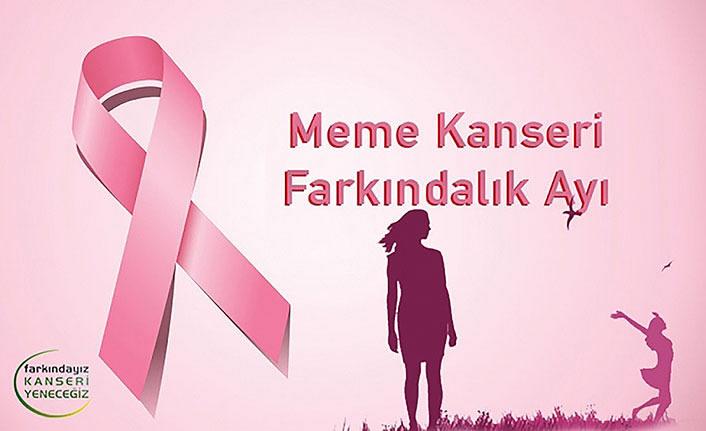 """""""Her 8 kadından, 1'i meme kanseri olma riski altında"""""""