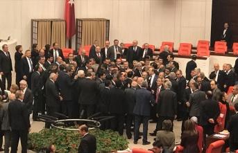 "TBMM'DE ""MARAŞ OLAYLARI"" TARTIŞMASI"