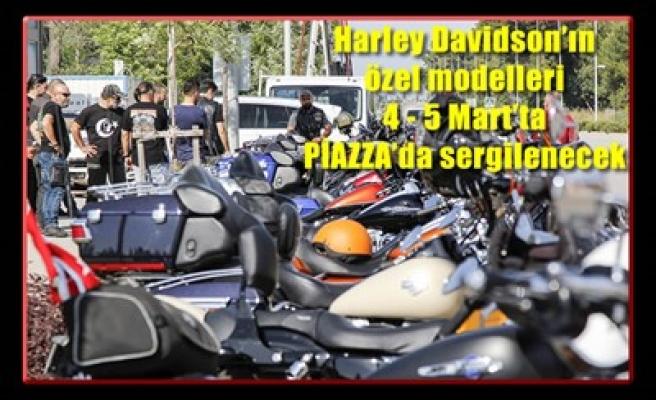 MOTOSİKLET TUTKUNLARINA ÖZEL SERGİ